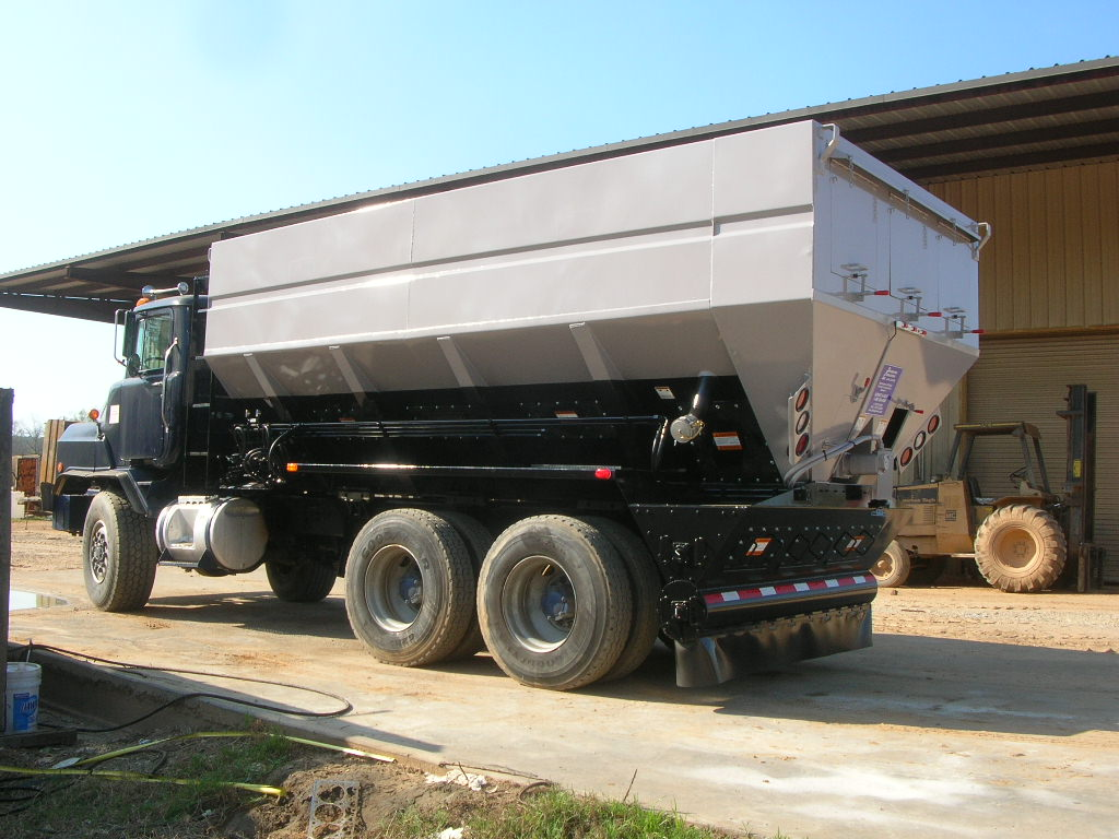 Cement / Lime Spreader