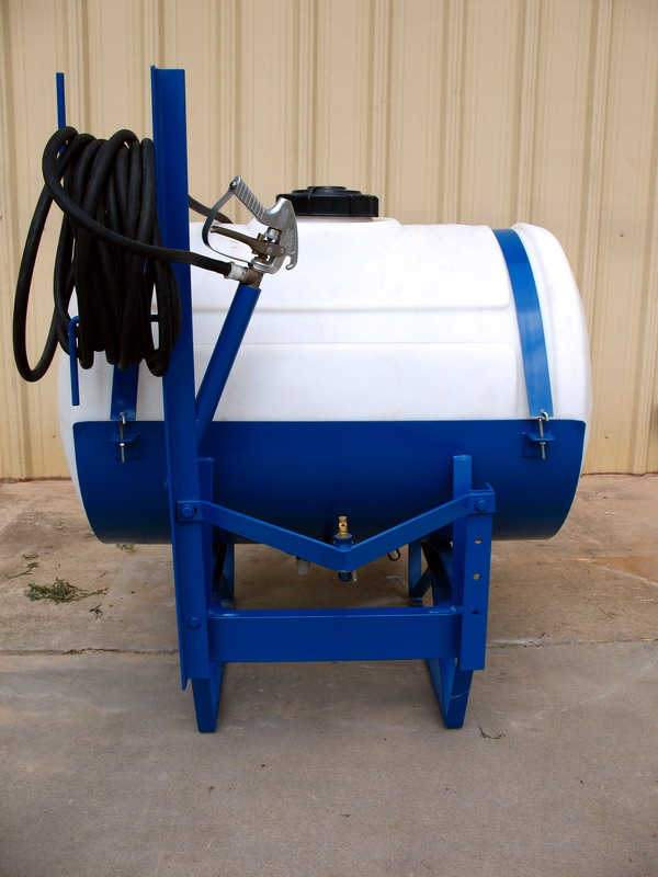110 Gallon Three Point Hitch Sprayer Hypro pump