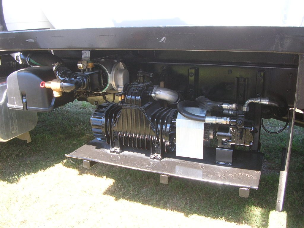 Blower Pumps For Trucks : Diversified fabricators inc vacuum trucks